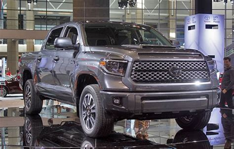 Toyota Tundra Redesign 2018 Toyota Tundra Redesign Toyota Overview