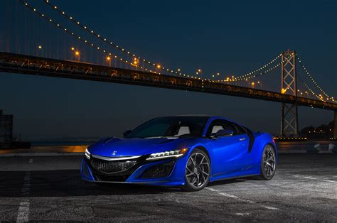 acura nsx owners get a custom with purchase motor trend