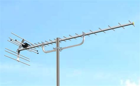 Antena Luar Digital Sanex jual antena tv luar pf digital analog hdu 25 hd u25 hig 18042017 di lapak raya shop
