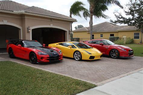 Viper Vs Lamborghini Gallardo Vs Acr Vs Gt R Pics Lambo Power