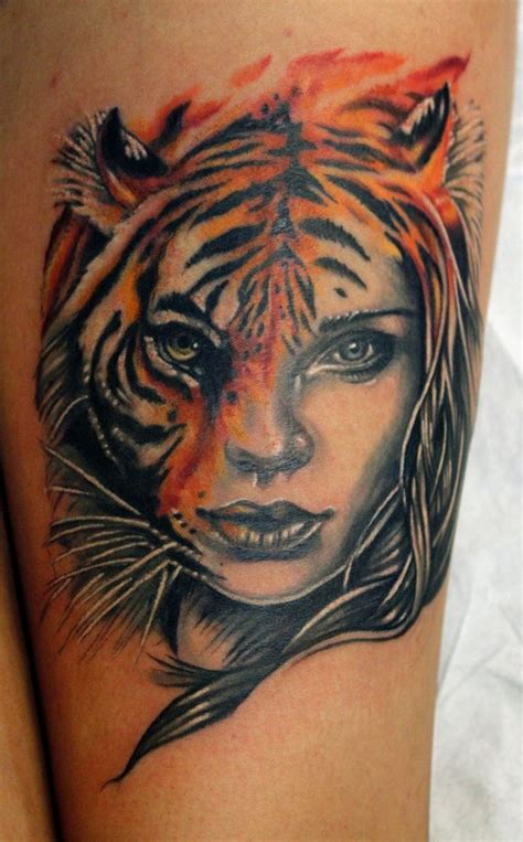 tiger tattoo for girl 25 best ideas about white tiger on