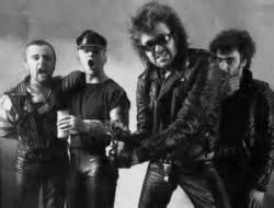 Kaos Keren Anti Nowhere League Rock Band Nick Culmer anti nowhere league