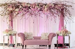 pink decorations for weddings 8 stunning stage decor ideas that will transform your