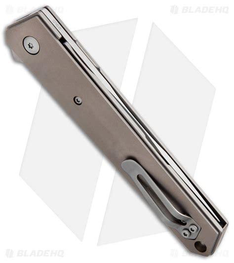 boker titanium kwaiken boker burnley kwaiken flipper knife titanium free shipping