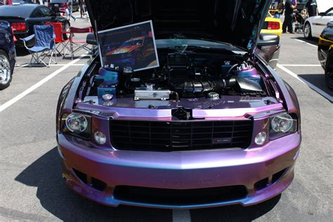 who owns saleen robert landry s basf rainbow saleen is almost one