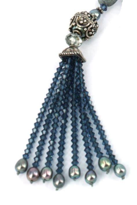 beaded tassels make a beaded tassel crafting bead creations