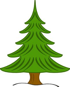 christmas tree cartoon ria9dedil public domain jean victor balin sapin clip at clker vector clip royalty free domain
