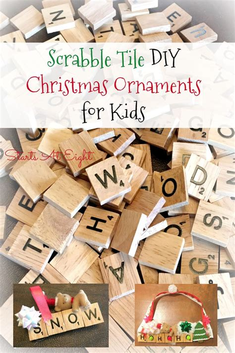 easy scrabble words 345 best crafts for images on