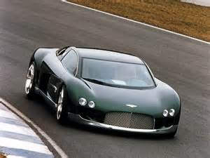 Bentley Hunaudieres Concept Bentley Hunaudieres 1999 Concept Cars