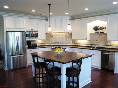 l shaped kitchen island designs with seating layout faucet