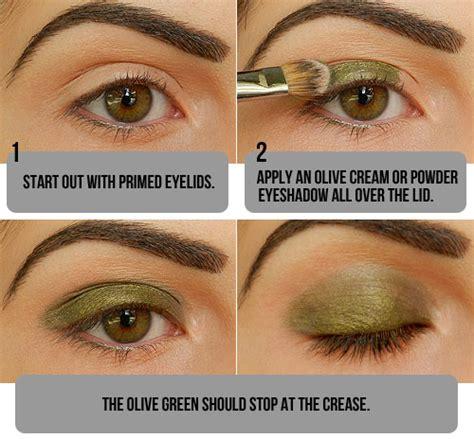 natural eye makeup tutorial mac natural olive green eyeshadow tutorial miss natty s