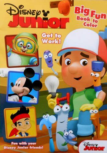 Handy Manny Paint disney junior mickey mouse handy manny and the big