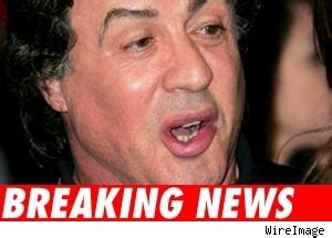 Stallone Charged With Importing Steroids by Stallone Charged With Importing Steroids Tmz