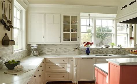 white cabinets blue backsplash kitchen backsplash ideas with white cabinets subway tiles