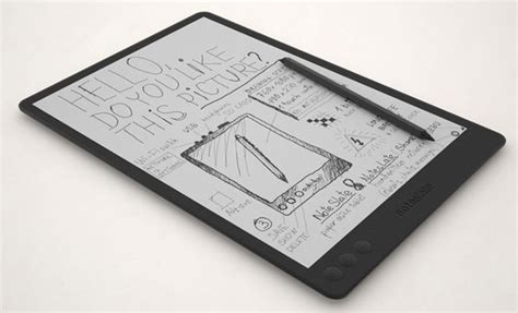 Electronic Drawing Pad noteslate the 100 electronic drawing pad boing boing