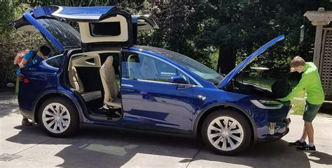 Future Tesla Models by Tesla Model X The Future Of Family Cars Is Already Here