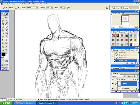 how to draw doodle in photoshop photoshop drawing practice 1 by doomsmith on deviantart