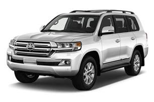 Toyota Cer 2016 Toyota Land Cruiser Reviews And Rating Motor Trend