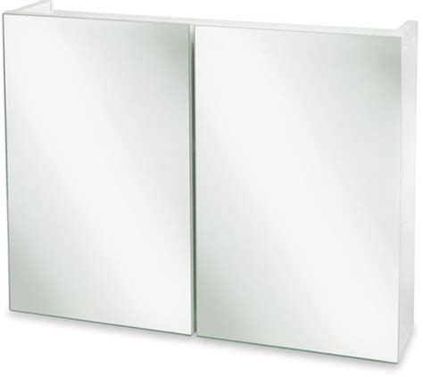 mirror bathroom cabinet 2 swivel doors 600x470x160mm