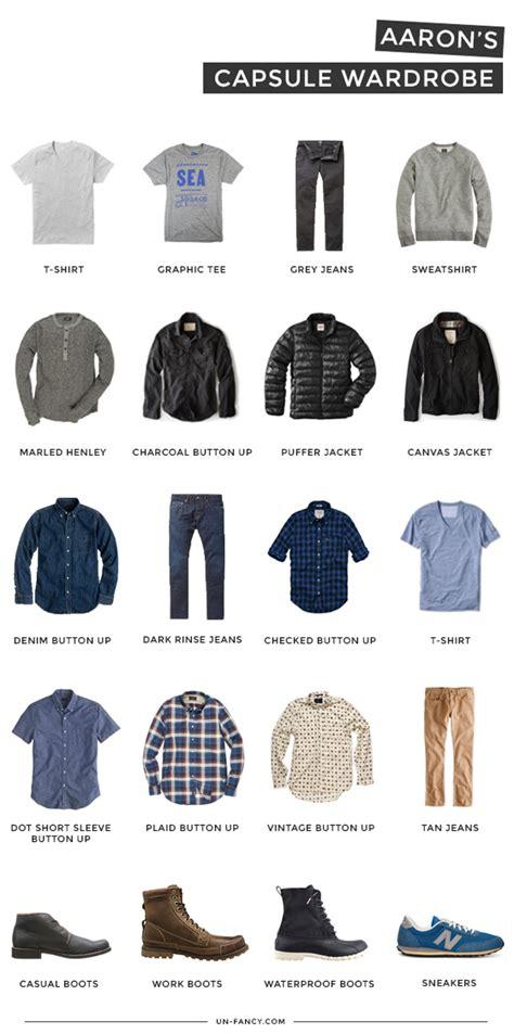 Building A Mens Wardrobe by Un Fancy A Minimalist Fashion Page 9