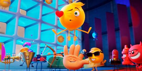 film 17 luglio emoji filmrecension the emoji movie g 246 teborgs posten kultur