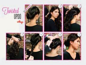 Cute Hairstyle Step By Step by Diy Hairstyles Easy Step By Step Hair Tutorials Twisted