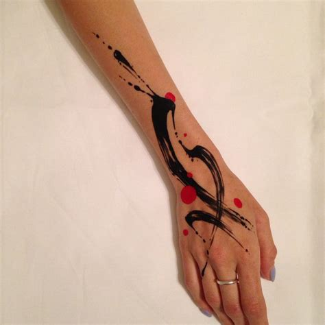 paintbrush tattoo designs 11 best ideas about on tattoos on