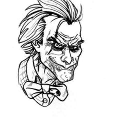 joker face coloring pages joker netart
