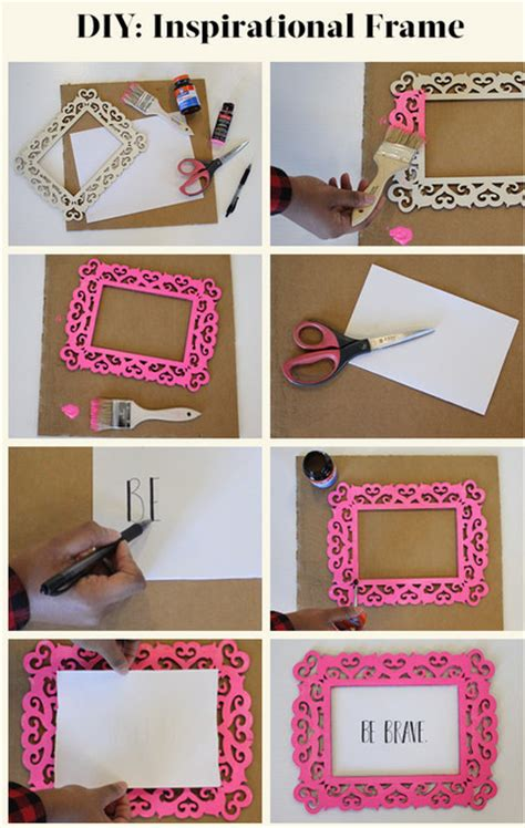 Decorating Ideas For Picture Frames Cool Ways To Decorate Picture Frames Interior Design Ideas