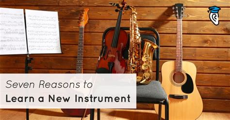 7 Reasons To Learn To Cook by Seven Reasons To Learn A New Instrument Musical U
