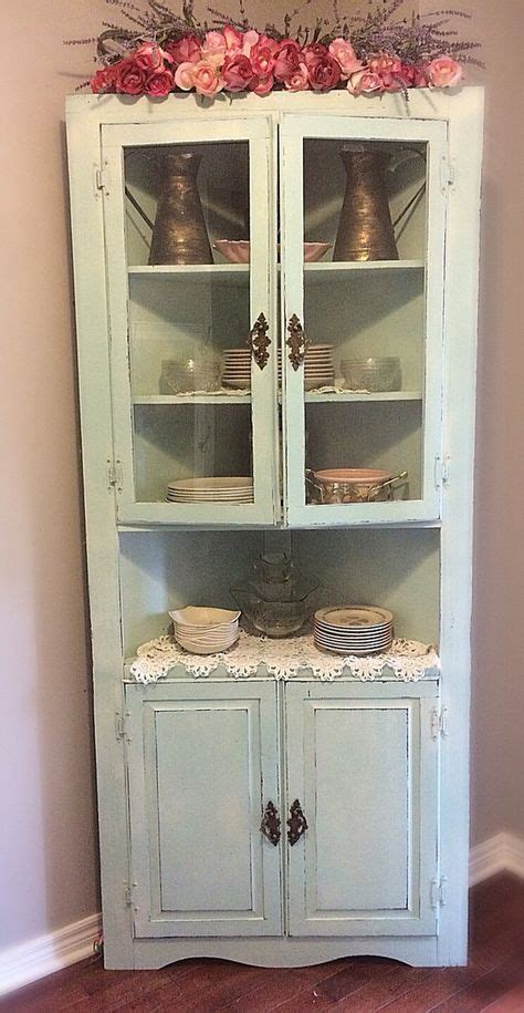 kitchen corner hutch cabinets 1000 ideas about hutch cabinet on pinterest corner