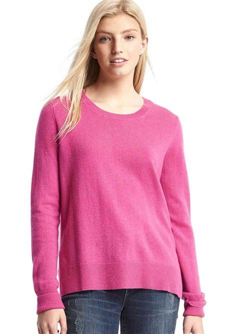 Sweater Gap Gap Merino Wool Blend Crewneck Sweater Sweaters Shop