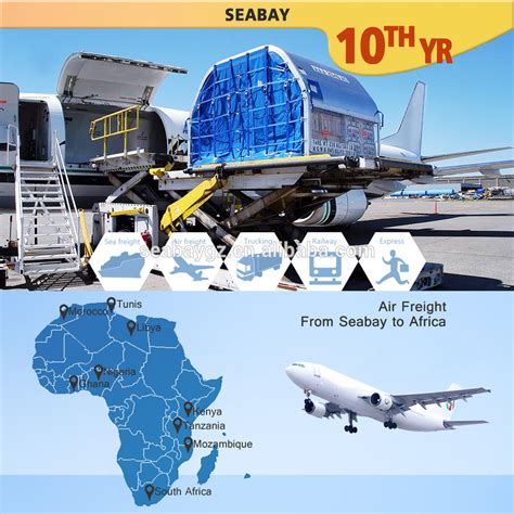 air cargo services shipping agency from china to kala