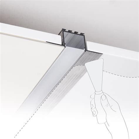Low Voltage Led Lights Kozel Trimless Recessed Extrusion Aluminium 1000mm Mr