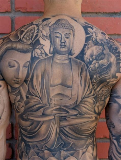 tattoo designs buddha face buddhist tattoos