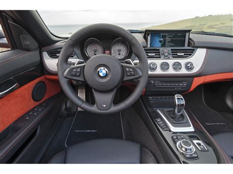 Bmw Z4 Interior by Bmw Z4 Prices Reviews And Pictures U S News World Report