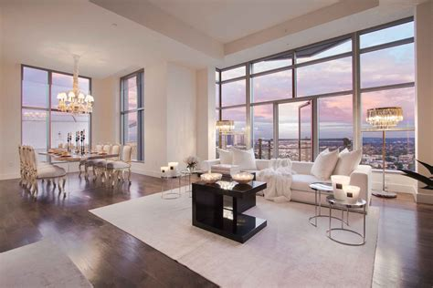 luxury penthouse carlyle residences premier stagers caandesign architecture home design blog