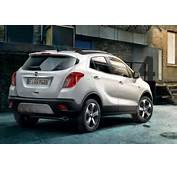Opel Mokka Larevueautomobile Images Car Pictures