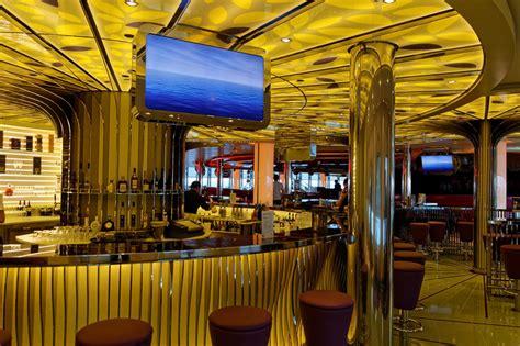 aidaprima bars bars caf 233 s aidaprima kreuzfahrtschiff bilder