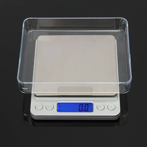 Timbangan Gantung Digital Scale Mini Portable kitchen scales 3000g x 0 1g mini portable digital for