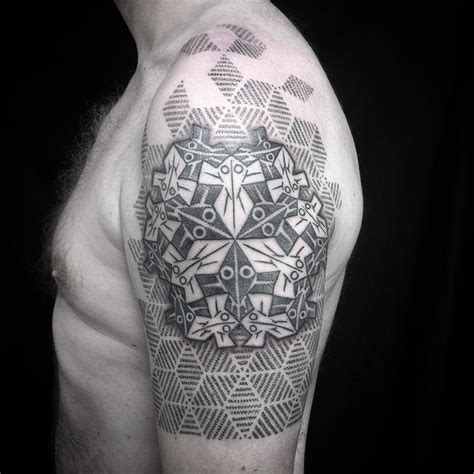 amazing half sleeve tattoo designs 28 escher designs