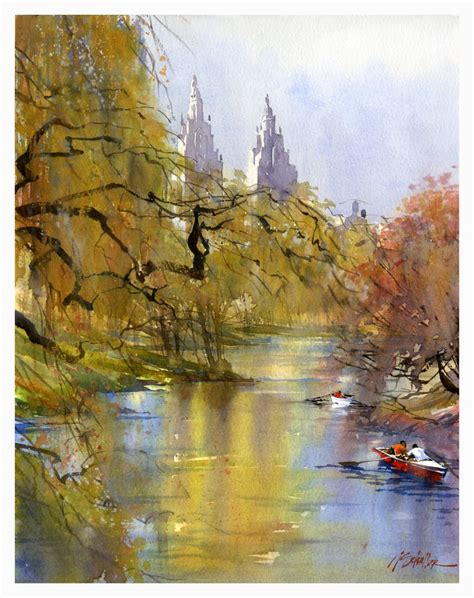 watercolor painting w schaller watercolor watercolors painting
