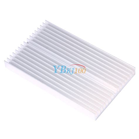 what does a heat sink do heat sink 100 60 10mm ic heat sink aluminum cooling fin
