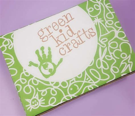 kid craft subscription box green kid crafts hello subscription