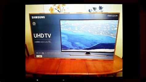 samsung ue55ku6020 55 quot smart 4k ultra hd with hdr tv review