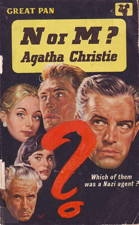 Novel N Or M N Atau M Agatha Christie the daily bongo books