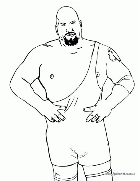 14 pics of kane wrestling coloring pages wwe kane
