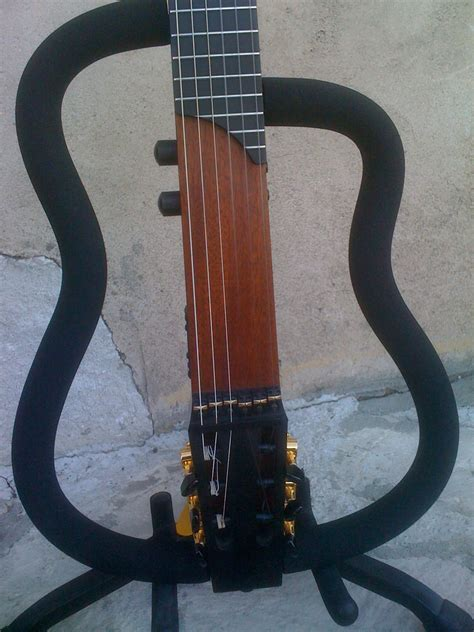 Yamaha Slg 130 N photo yamaha slg100n yamaha silent guitar slg100n