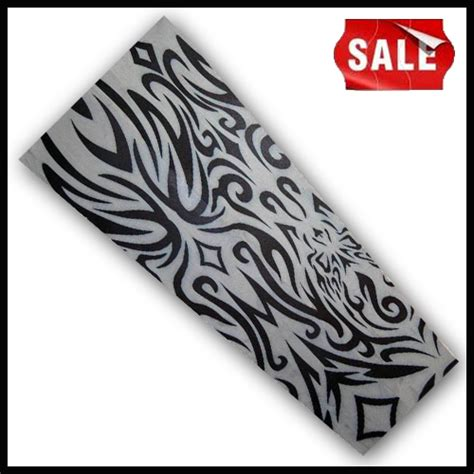 tribal tattoos cost low cost temporary sleeves tribal designs