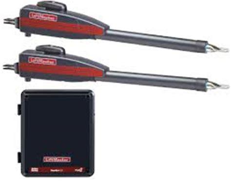 liftmaster dual swing gate opener liftmaster la4001pkgdc dual swing gate opener kit swing
